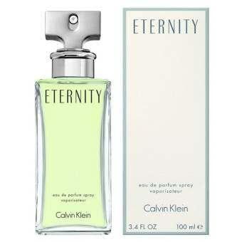 ราคา Calvin Klein Eternity For Women 100 ml (พร้อมกล่อง)
