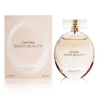 ซื้อที่ไหน Calvin Klein น้ำหอม CK Sheer Beauty for women EDT 100 ml. ( พร้อมกล่อง )
