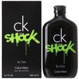 ราคา Calvin Klein One Shock For Him 200 Ml พร้อมกล่อง ราคาถูกที่สุด