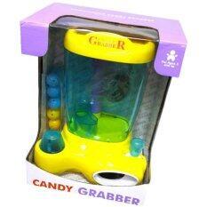 โปรโมชั่น Candy Grabber Desktop Doll Candy Machine ตู้คีบกาชาปองและลูกอม Unbranded Generic ใหม่ล่าสุด