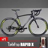 ราคา Cannello จักรยานเสือหมอบ รุ่น Access สีดำ Size 50 ออนไลน์