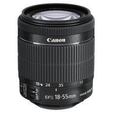 Canon Ef S 18 55Mm F 3 5 5 6 Is Stm Lens Black No Retail Box ถูก