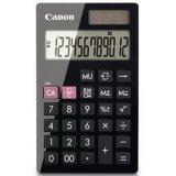 ราคา Canon เครืองคิดเลข 12 หลัก รุ่น Ls 12H Black ใหม่