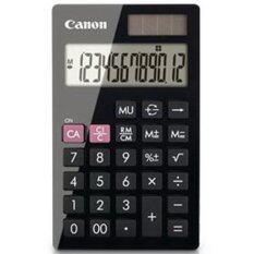 Canon เครืองคิดเลข 12 หลัก รุ่น Ls-12h (black).