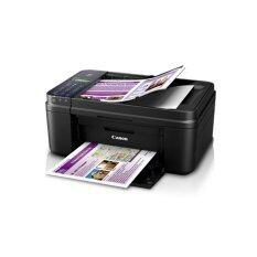 ซื้อ Canon Printer Inkjet All In One Pixma E480 Black Canon เป็นต้นฉบับ