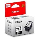 ราคา Canon ตลับหมึกอิงค์เจ็ท Pg 745 สีดำ ของแท้canon Ip2870 Ip287Os Ip2872 Mg2470 Mg2570 Mg2570Os Mg2577S Mg2970 Mg3070 Mg3070S Mg3077 Mg3077S Mx497 1 คะแนน ใหม่
