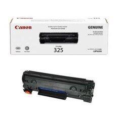 Canon ตลับหมึกเลเซอร์ Canon 325 เป็นต้นฉบับ
