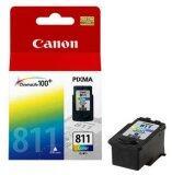 ราคา Canon ตลับหมึกสี Cl 811 Cyan Magenta Yellow ออนไลน์