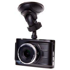 "Car Camcorder กล้องติดรถยนต์ FULL HD 12mp 3.0"" big size screen รุ่น T612 (สีดำ)"