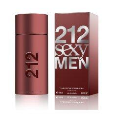 ขาย Carolina Herrera 212 S*xy For Men Edt 100 Ml Carolina Herrera ถูก
