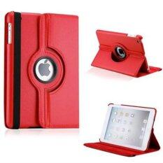 Case Phone เคส ไอแพด 2/3/4  หมุน360องศา For Ipad 2/3/4 360 Degree Rotating (แดง).