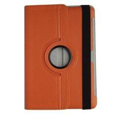 CASE PHONE เคส Samsung Galaxy Tab 2 (10.1 นิ้ว) รหัส P5100 / P7500 (ไม่มีปากกาที่ตัวเครื่อง) รุ่น Rotary หมุน 360 องศา (สีส้ม)