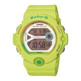 ราคา Casio Baby G นาฬิกาข้อมือผู้หญิงระบบดิจิตอล รุ่น Bg 6903 3Dr Green ออนไลน์