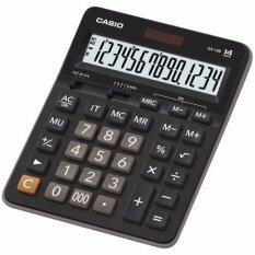 โปรโมชั่น Casio Calculator 14 Digit Gx 14B กรุงเทพมหานคร