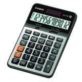 ราคา Casio เครื่องคิดเลข ตั้งโต๊ะ รุ่น Ax 120B Black Casio