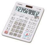ขาย Casio เครื่องคิดเลข ตั้งโต๊ะ รุ่น Gx 12B We White Casio ผู้ค้าส่ง