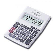 Casio เครื่องคิดเลข ตั้งโต๊ะ รุ่น Mw 5V We White เป็นต้นฉบับ