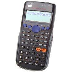 ราคา Casio เครื่องคิดเลข วิทยาศาสตร์ รุ่น Fx 350Esplue Black ออนไลน์