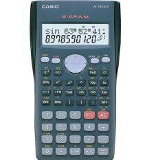 ซื้อ Casio เครื่องคิดเลขวิทยาศาสตร์ Fx 350Ms ใหม่ล่าสุด