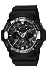 ขาย Casio G Shock นาฬิกาข้อมือผู้ชาย สีดำ สายเรซิ่น รุ่น Ga 200 1Adr ออนไลน์ ไทย