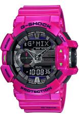 ราคา Casio G Shock Gba 400 4C Pink ฮ่องกง