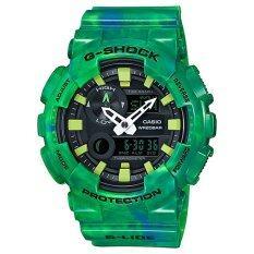 ขาย Casio G Shock นาฬิกาข้อมือผู้ชาย สายเรซิ่น รุ่น Limited Edition G Lide Gax 100Mb 3A Casio G Shock เป็นต้นฉบับ