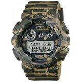 โปรโมชั่น Casio G Shock นาฬิกาข้อมือสุภาพบุรุษ สีน้ำตาล รุ่น Gd 120Cm 5Adr Casio G Shock ใหม่ล่าสุด