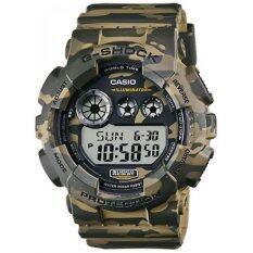 ซื้อ Casio G Shock นาฬิกาข้อมือสุภาพบุรุษ สีน้ำตาล รุ่น Gd 120Cm 5Adr ถูก