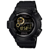 ซื้อ Casio G Shockนาฬิกาข้อมือผู้ชาย สีดำ สายเรซิ่น รุ่นG 9300Gb 1 ออนไลน์