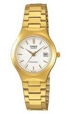 ขาย Casio นาฬิกาข้อมือผู้หญิง สายสแตนเลส รุ่น Ltp 1170N 7Adf สีทอง Casio ออนไลน์