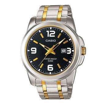 CASIO นาฬิกาผู้ชาย MTP-1314SG-1AVDF สองกษัตริย์ (ของแท้ รับประกันศูนย์)