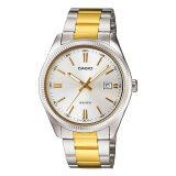 ราคา Casio นาฬิกาข้อมือผู้ชายระบบเข็ม สองกษัตริย์ รุ่น Mtp 1302Sg 7Avdf Multi Thailand