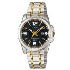Casio นาฬิกาข้อมือผู้หญิง สายสแตนเลส รุ่น Ltp 1314Sg 1Avdf สีเงิน ทอง ดำ กรุงเทพมหานคร