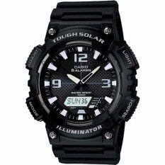 ซื้อ Casio นาฬิกาข้อมือ รุ่น Aq S810W 1A Tough Solar ออนไลน์ ถูก