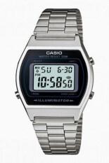 ขาย Casio นาฬิกาข้อมือ สายสเตนเลส รุ่น 1Cn B640Wd 1Avdf สีเงิน ผู้ค้าส่ง