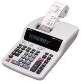 ราคา Eshoppingth Casio Printing Calculotor เครื่องคิดเลข 12 หลัก รุ่น Dr 120Tm สีขาว ใหม่