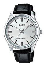 ขาย Casio นาฬิกาข้อมือผู้ชาย สายหนัง รุ่น Mtp V005L 7Audf Black ถูก ใน Thailand