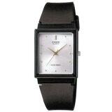 ซื้อ Casio Standard นาฬิกาข้อมือผู้ชาย สีเงิน สายเรซิ่น รุ่น Mq 38 7Adf ออนไลน์