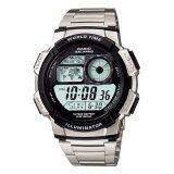 ขาย Casio Standard นาฬิกาข้อมือผู้ชาย สีเงิน สายสแตนเลส รุ่น Ae 1000Wd 1Avdf ออนไลน์ ใน ไทย