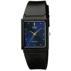 ซื้อ Casio Standard นาฬิกาข้อมือผู้ชาย สีน้ำเงิน สายเรซิ่น รุ่น Mq 38 2Adf ออนไลน์ ถูก