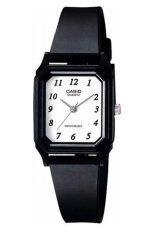 ซื้อ Casio นาฬิกาข้อมือ รุ่น Lq 142 7Bdf White Black ออนไลน์ Thailand