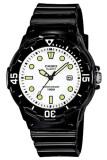 ราคา Casio นาฬิกาข้อมือ รุ่น Lrw 200H 7E1Vdf Black White เป็นต้นฉบับ Casio