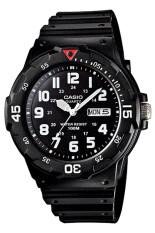 ส่วนลด สินค้า Casio นาฬิกาข้อมือ รุ่น Mrw 200H 1Bvdf Black