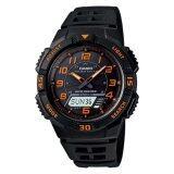 ราคา Casio Standard Solar Power นาฬิกาข้อมือผู้ชาย สายเรซิ่น รุ่น Aq S800W 1B2V Black Casio ออนไลน์