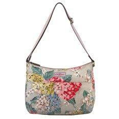 ขาย Cath Kidston Matt Oilcloth The All Day Bag Crossbody Handbag 16Ss Hydrangea Colour Oat 572545 ใน Thailand
