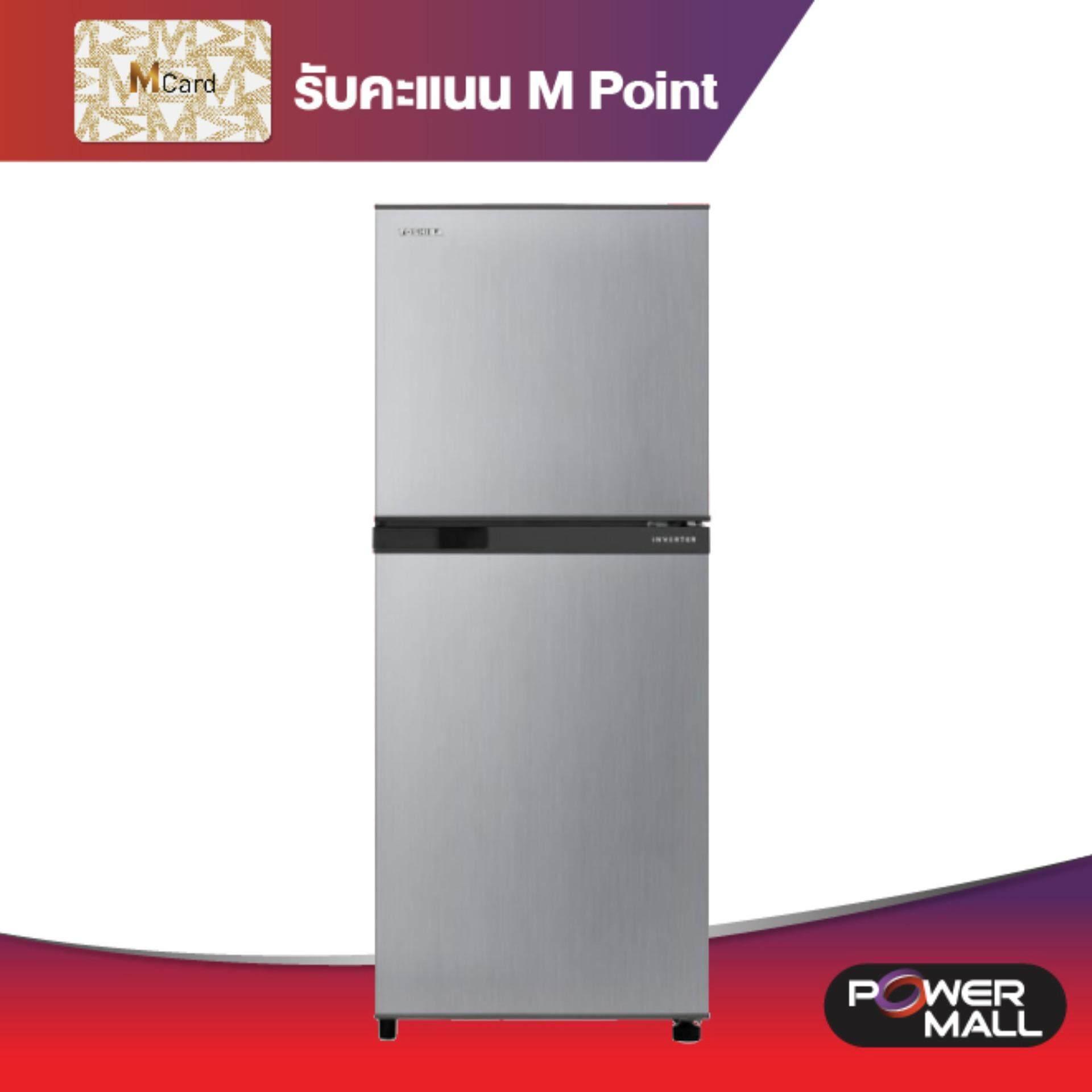 Toshiba ตูู้เย็น 2 ประตู (8.3 คิว, สีเงิน) รุ่น Gr-A28ks(s).