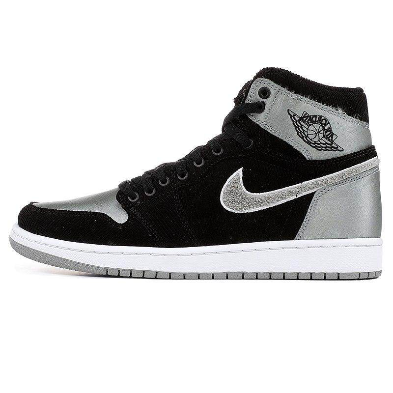 finest selection f5426 1b6be Nike Air J o r d a n 1 Men s Basketball Shoes Sneakers Comfortable Outdoor  Sneakers AJ1