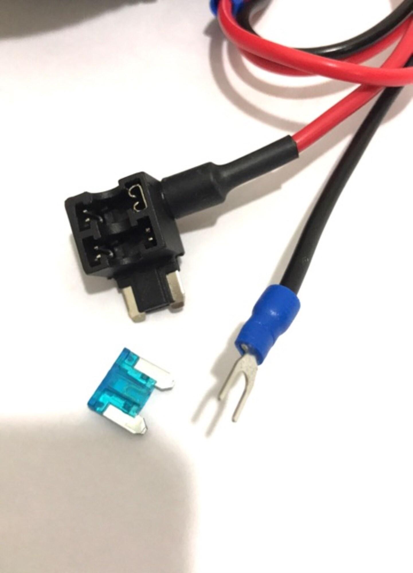 ✽∈ ชุดฟิวส์แท็ปMicor fuse tap แถมฟิวส์-ชุดฟิวแท็ปต่อซ่อนกล้องติดรถยนต์
