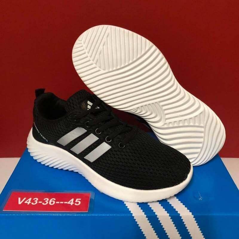 Adidasรองเท้าผ้าใบ สินค้าตรงปก100%ไม่ตรงยินดีรับคืน รองเท้าออกกำลังกาย รองเท้าวิ่ง รองเท้ากีฬา.