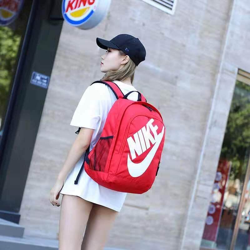 Nike New Fashion Unisex Adidas Travel Backpack กระเป๋าเป้แฟชั่นnike.